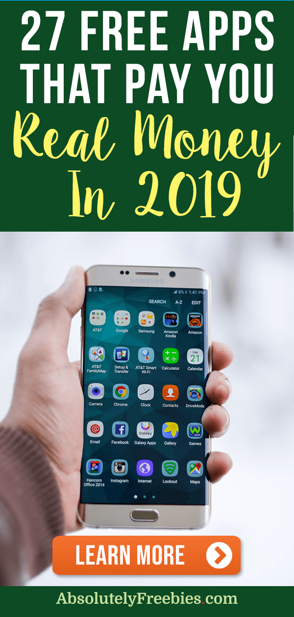 Install these best money making apps for Android and iPhone that pay you real money and extra cash in your spare time. #moneymakingapp #appthatpay #android #iphone #extracash