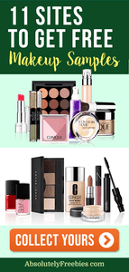 Discover 11 websites to get free makeup samples by mail. Whether you are looking for free lipstick, foundation, lotion, blusher, mascara you desire, you can find it here. #freemakeupsamples #makesamplesbymail #beautysamples
