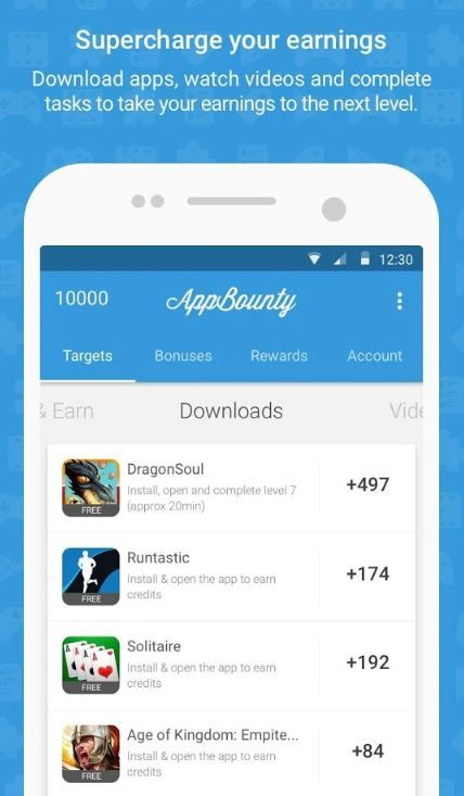 AppBounty free gift cards