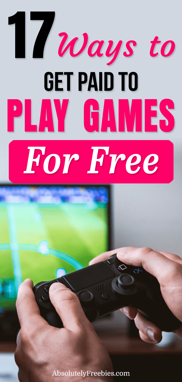 17 ways to get paid to play online games. Make extra money playing mobile games, casual online games and more. #getpaidto #gamesthatpay #makemoneygames
