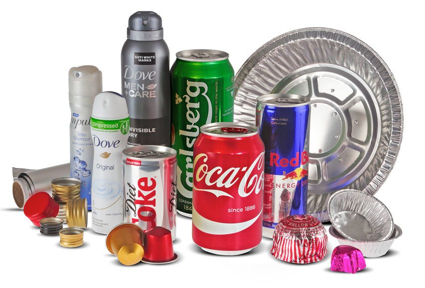 Where to find aluminum scraps for recycling