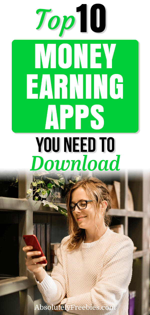 Put cash back in your pocket with these money earning apps for Android and iPhone with little effort. #moneyearningapps #appsthatpayrealmoney #makemoneyapps