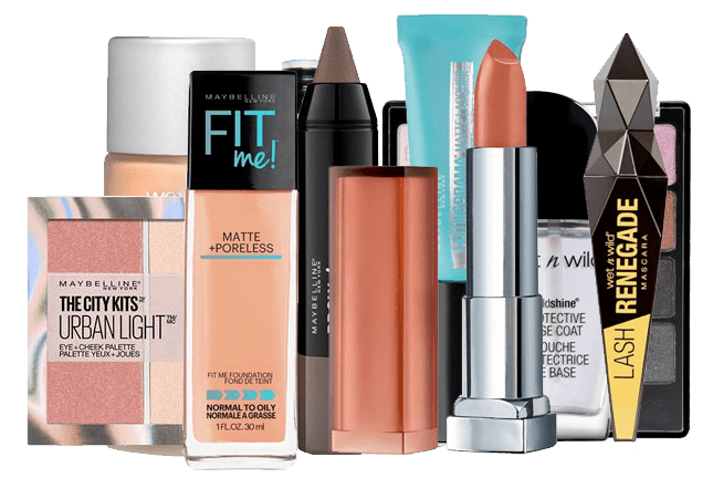 Free makeup samples and beauty products