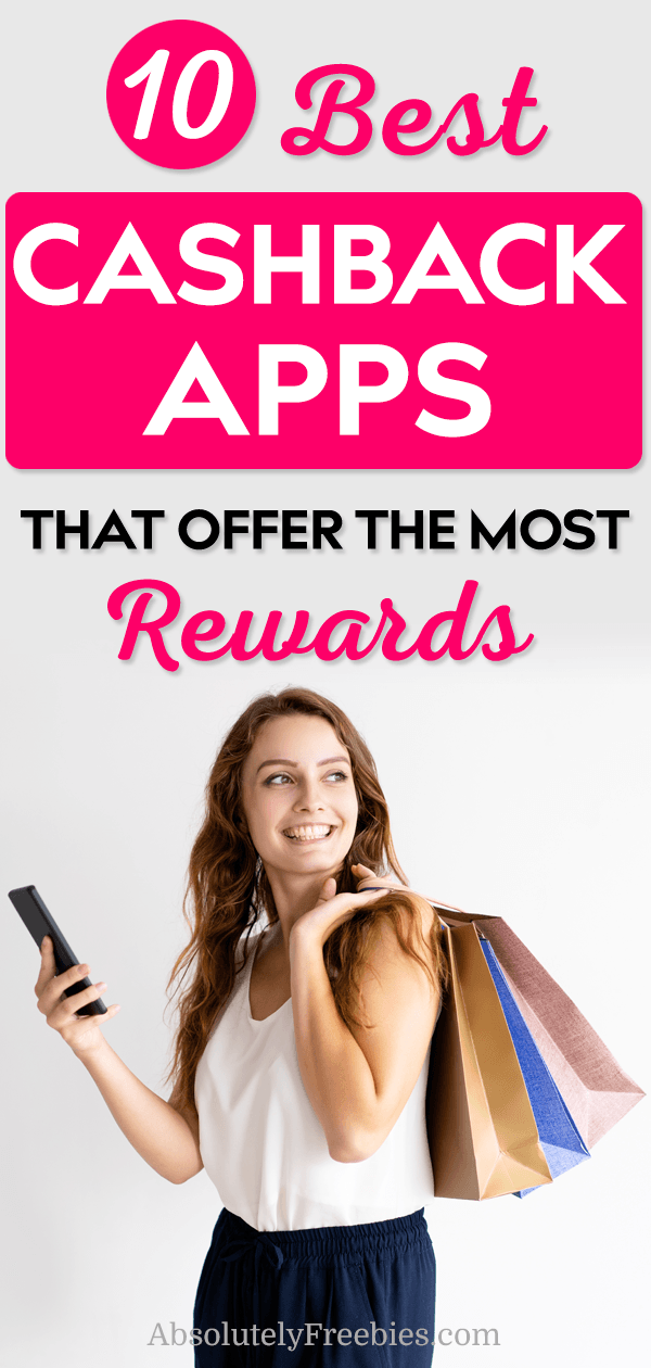 Discover the best cashback apps to save more money every month. Here are the top free rebate apps to help you save money on groceries and any kind of shopping! #bestcashbackapps #cashback #rebateapps #cashbackapps