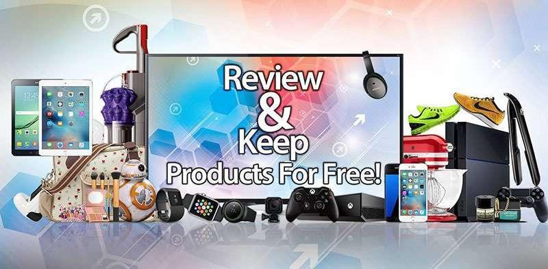 Free product testing electronics